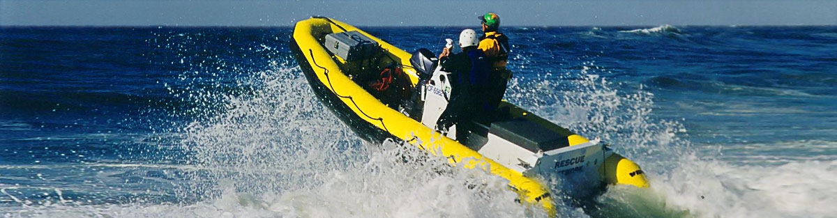Sponsons Air Tubes and Foam Collars | Wing Inflatables